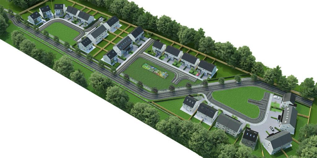 Farmleigh Woods Development